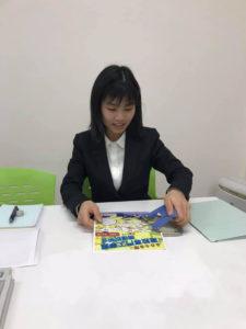 ベトナムから研修生