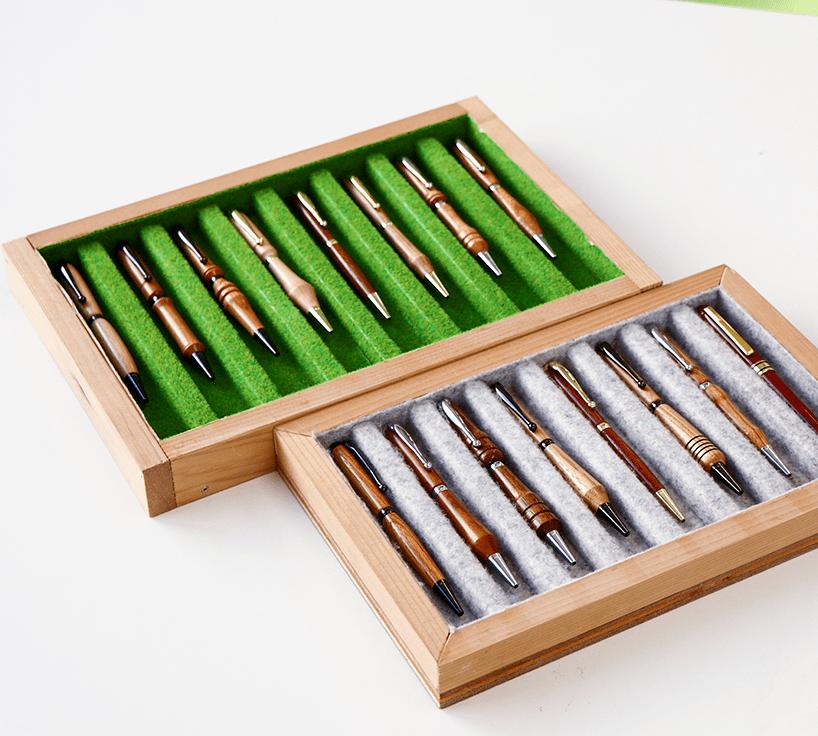 木製ボールペンのご紹介